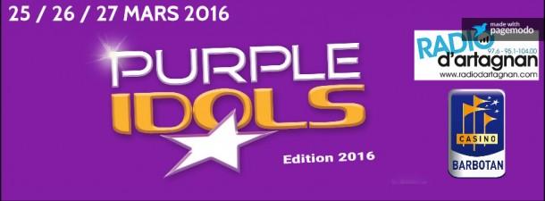 PURPLE IDOLS 2016